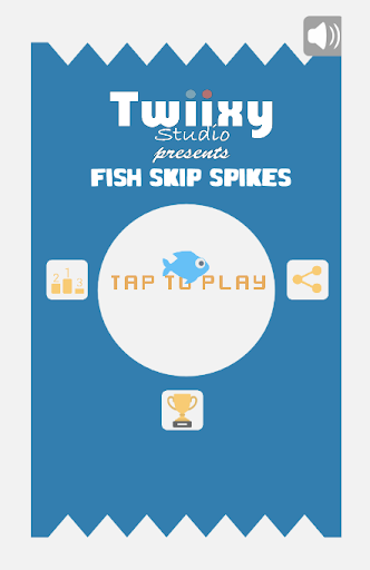 Fish Skip Spikes
