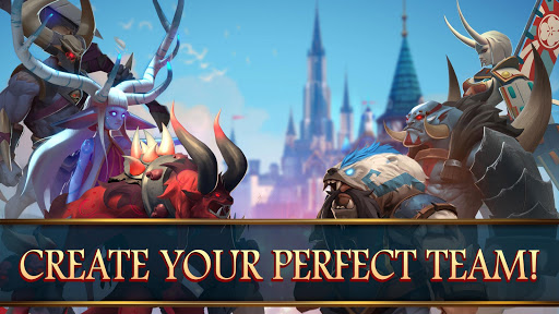 Mobile Royale MMORPG - Build a Strategy for Battle  screenshots 8