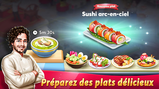 Code Triche Star Chef™ 2 : jeu de cuisine apk mod screenshots 3
