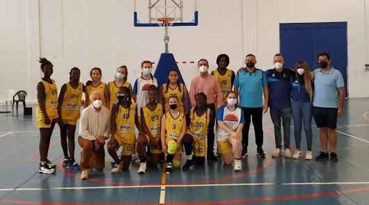 El equipo Magar Club Baloncesto  La Mojonera se proclama campeón provincial
