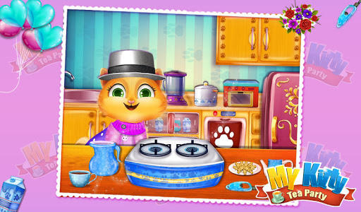 My Kitty Tea Party v1.0.1