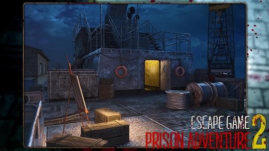 Escape game : prison adventure 2 2