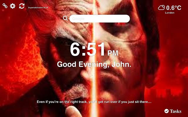 Tekken 7 Wallpaper 2019 Tab Theme