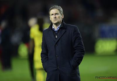 """Dury, l'exception du football belge : """"Avec mes chiffres, j'aurais pu être renvoyé deux fois..."""""""