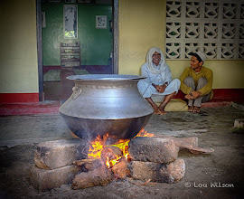Photo: Suppers Cooking Northern Sri Lanka