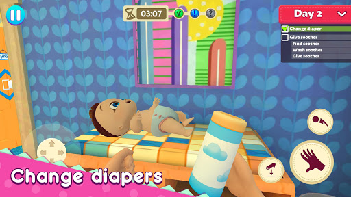 Mother Simulator: Family Life 1.3.12 screenshots 6