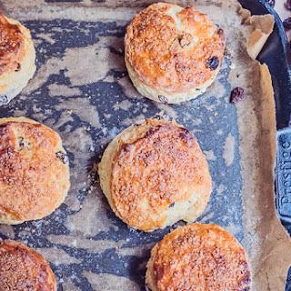 Orange Raisin Scones Recipes