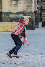 Photo: Look! No Hand! Edinburgh, UK