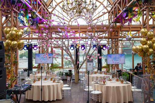 Soho Pool Terrace для свадьбы