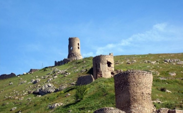 Дорогами загадочного крымского средневековья