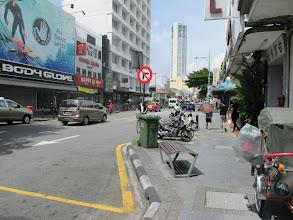 Photo: Penang ; street scene