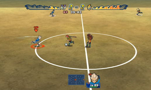 New Tips Inazuma Eleven Go Football - náhled