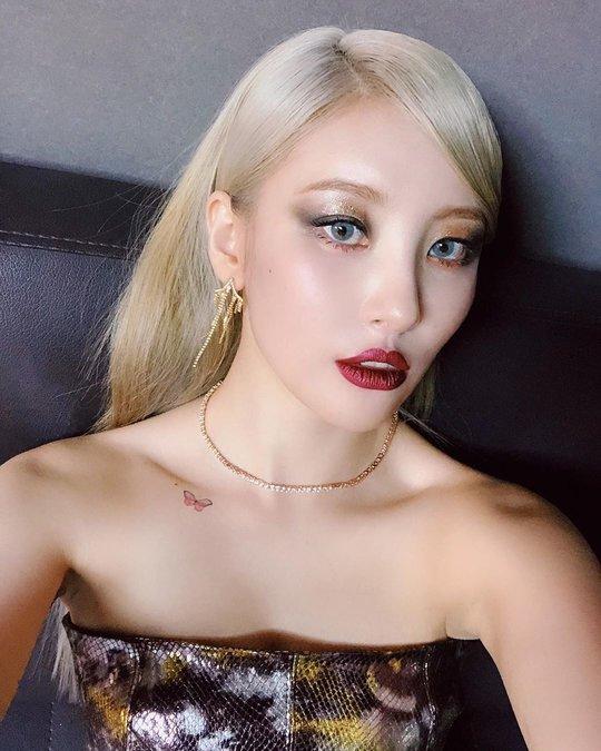 sunmi makeup 24