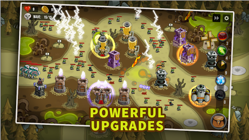 Tower defense: The Last Realm - Td game 1.2.1 screenshots 1