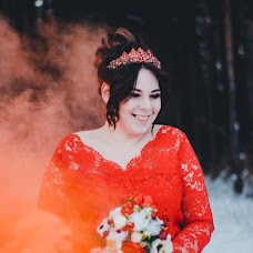 Wedding photographer Alina Sushenceva (Sushka). Photo of 30.01.2018