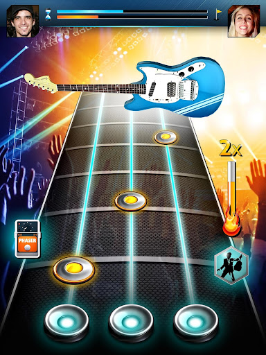 Rock Life - Guitar Legend Screenshot