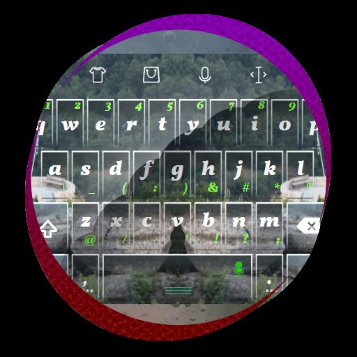 个人化の防衛 TouchPal 皮膚Hifu LOGO-記事Game