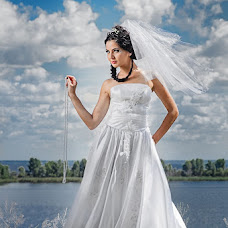Wedding photographer Sergey Cherkasov (CherkasoFF). Photo of 08.08.2013
