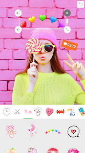 LINE Camera: Foto-Editor Screenshot