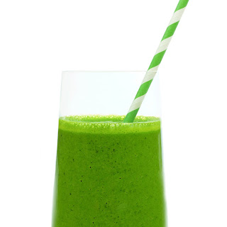 The Best Green Smoothie (V, GF).