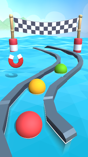 Ball Run Stack - 5 Ball Game Stack Hit Helix in 1 2 screenshots 13