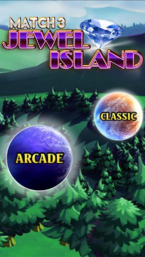 Match 3 Jewel Island