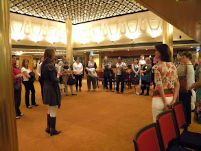 Photo: Inleiding intervisie door secretaressecoach Nathalie Scholtes-2