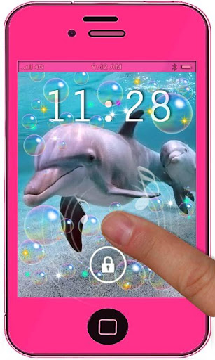 Dolphins Photo live wallpaper