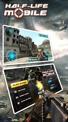 CF: Half-Life Strike Terrorist - screenshot