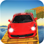 Impossible Car Stunt Race & Drive