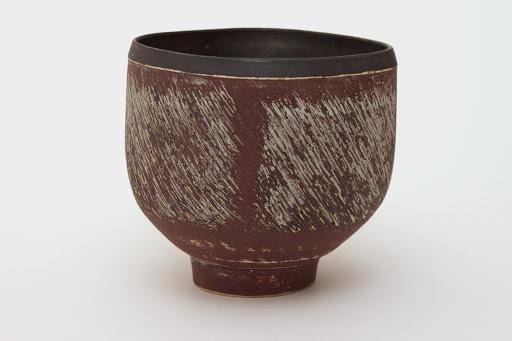 Chris Carter Ceramic Tea Bowl 25