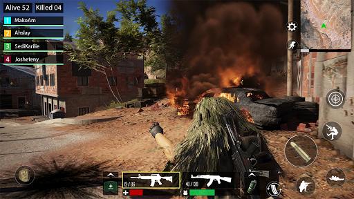 Unknown Fire Free Battleground Screenshot