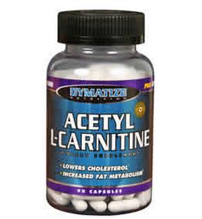 l-carnitina - mejores quemadores de grasa