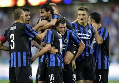 Club Brugge op zoek naar 9 op 9 tegen zwart beest