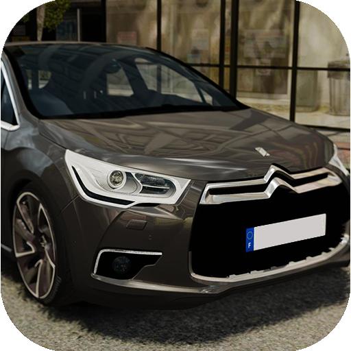 Car Driving Simulator Citroen