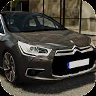 Car Driving Simulator Citroen icon