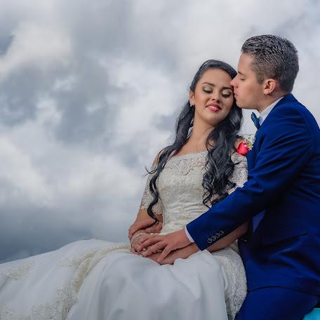 Fotógrafo de bodas Oscar Ossorio (OscarOssorio). Foto del 08.02.2018