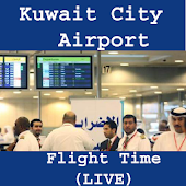 Kuwait City Airport FlightTime