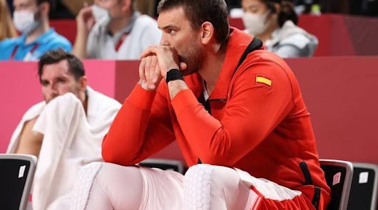 Marc Gasol confirma su retirada de la selección española