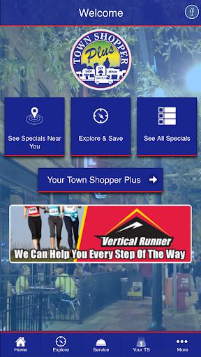 Town Shopper Plus