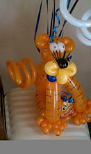 Photo: Tiger 18-24 inches tall; chips & candy
