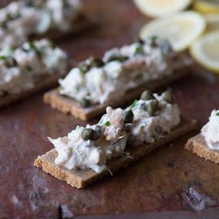 Crab & Celery Remoulade.
