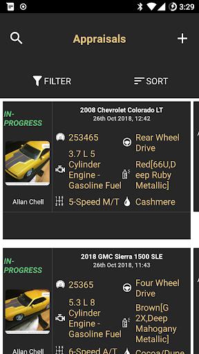 Appraisal Grid 1.0 screenshots 1