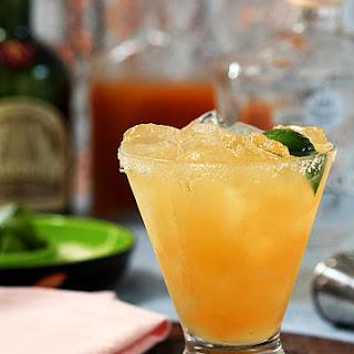 Apricot Margarita.