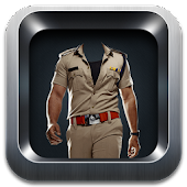 My Police Suit Photo Maker