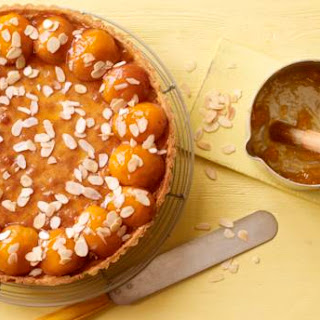 Apricot Frangipane Tart Recipe