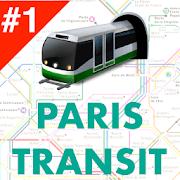 Paris Transit - Offline/Online RATP, SNCF, Optile