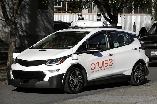 SoftBank has invested $2.25bn in GM's Cruise Automation unit. Picture: REUTERS