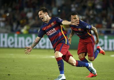 Barcelone s'offre un festival de buts