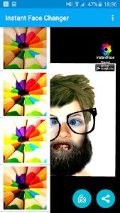 Face Changing - InstantFace screenshot 4